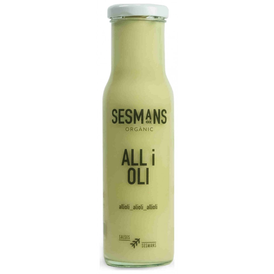 Salsa Ali Oli - Orgánico