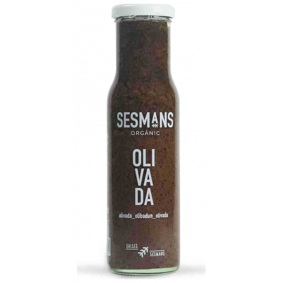Salsa Olivada -  Orgánico