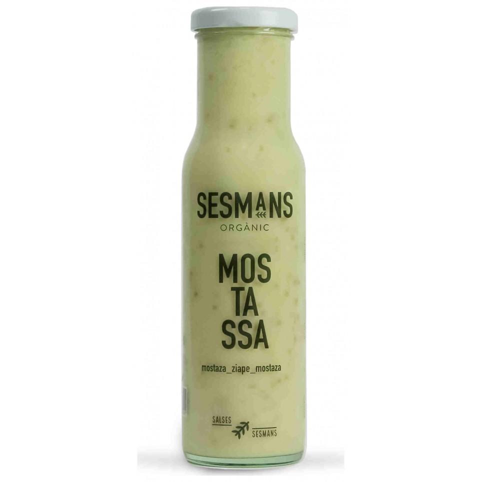 Salsa Mostaza -  Orgánico