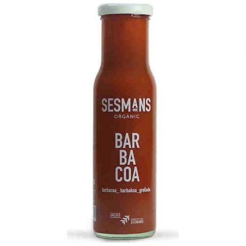 Salsa Barbacoa -  Orgánico