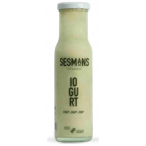 Salsa Yogurt - Orgánico