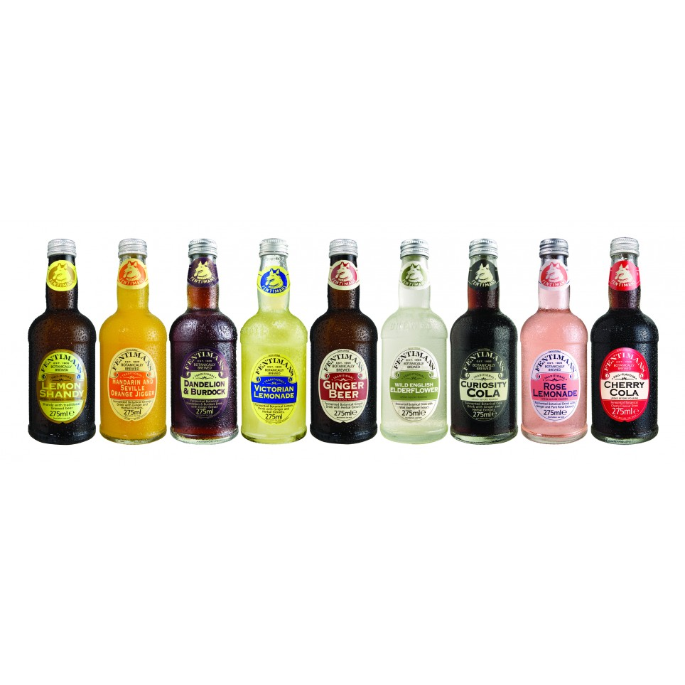 PACK 6 Bebidas FENTIMANS