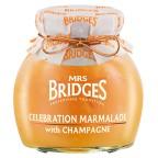 Mermelada CELEBRACIÓN con CHAMPAGNE 340gr - Mr Bridges
