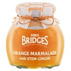 Mermelada NARANJA con JENGIBRE 340gr - Mr Bridges