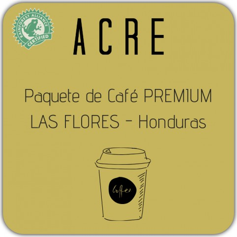 CAFÉ Premium - Las Flores (HONDURAS)