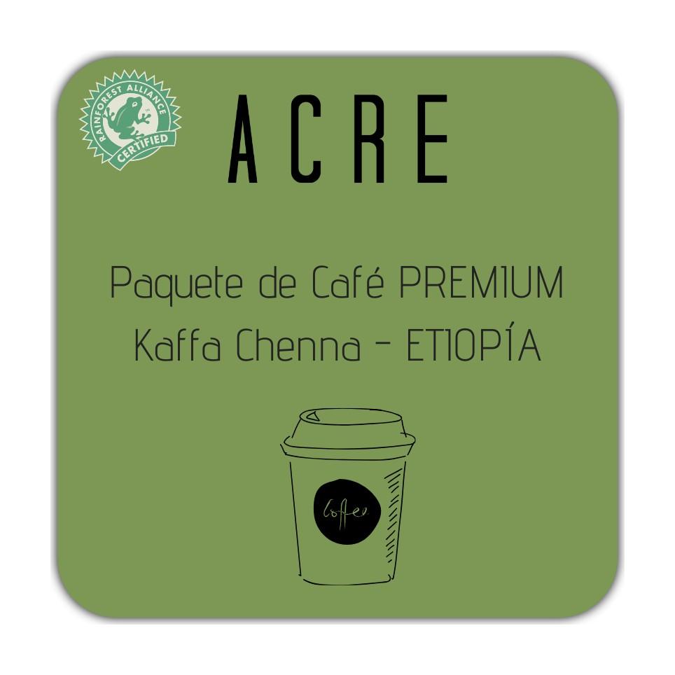 CAFÉ Premium - Kaffa Chenna (ETIOPÍA)