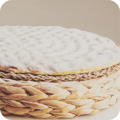 Torta de NATA cocida (Torta de Vigo)