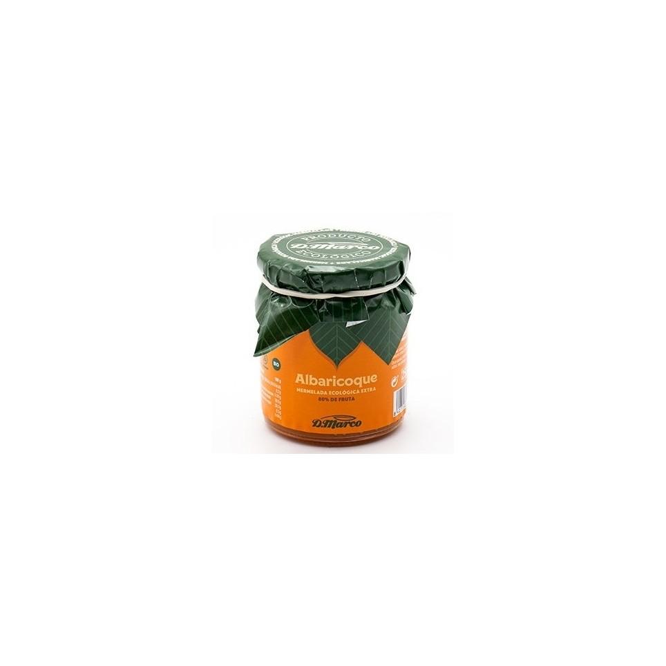 Mermelada D.Marco Ecológica Albaricoque 80% Fruta/250Gr/
