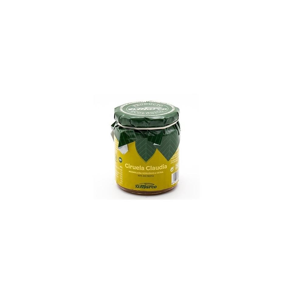 Mermelada D.Marco Ecológica Ciruela Verde 80% Fruta/250Gr/