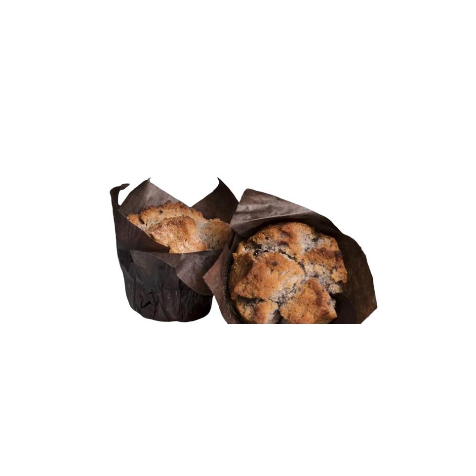 Muffin de CHOCOLATE  Sin GLUTEN   Sin Lactosa