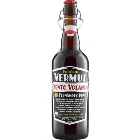Vermouth Rojo ECOLÓGICO- VEGANO
