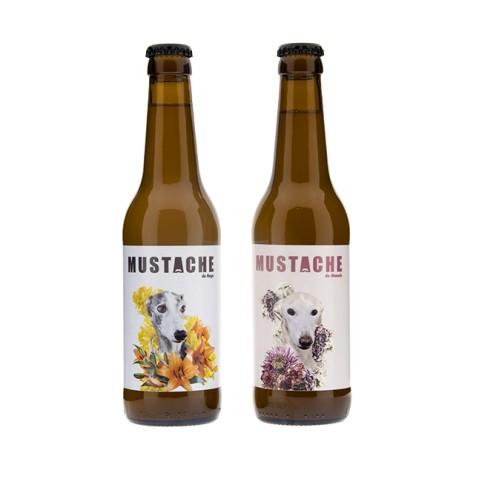 Cerveza MUSTACHE 33cl