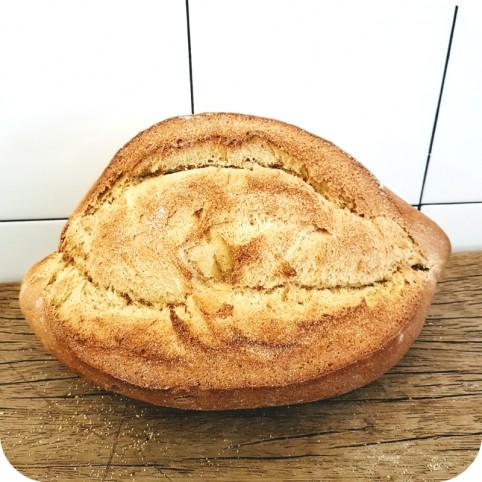 Pan de Pueblo MAIZ y ESPELTA