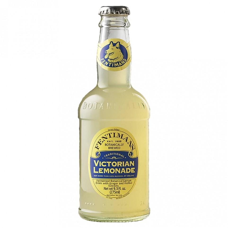 Fentimans Victorian Lemonade  275Ml/Botella De Cristal Colección